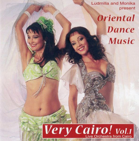 Very Cairo! - Vol. 1 Oriental Dance Music, MP3