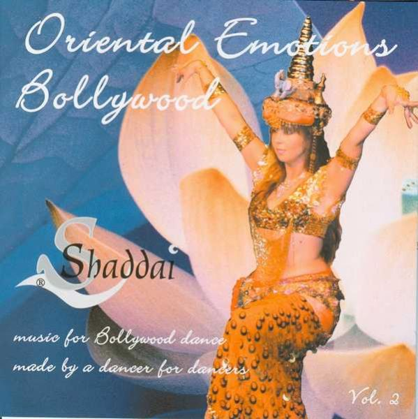 Oriental Emotions: Bollywood, CD