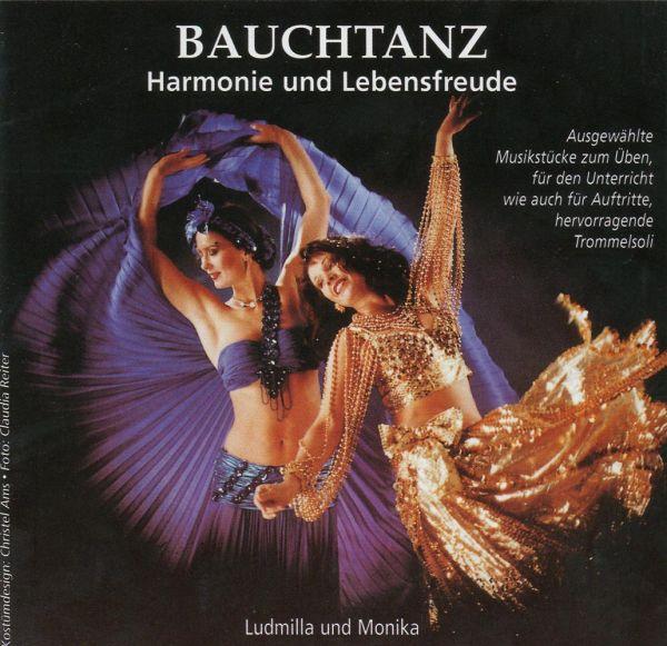 Bauchtanz - Harmonie und Lebensfreude, CD & MP3