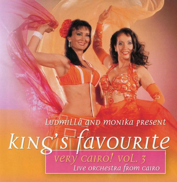 Very Cairo! - Vol. 3 Kings Favourite, CD & MP3