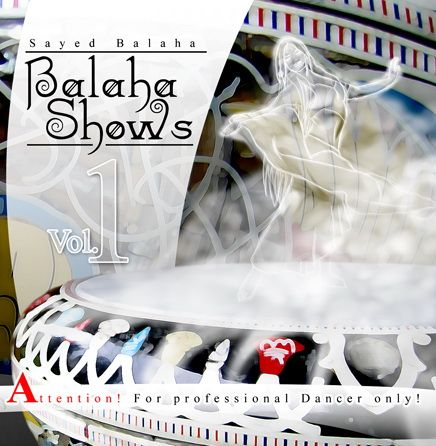 Balaha Shows, CD