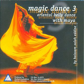 Magic Dance 3, CD