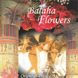 Balaha Flowers, CD