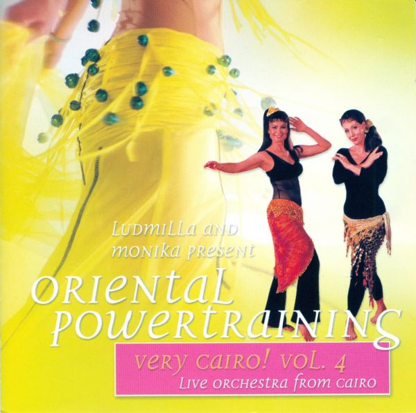 Very Cairo! - Vol. 4 Oriental Powertraining, CD & MP3