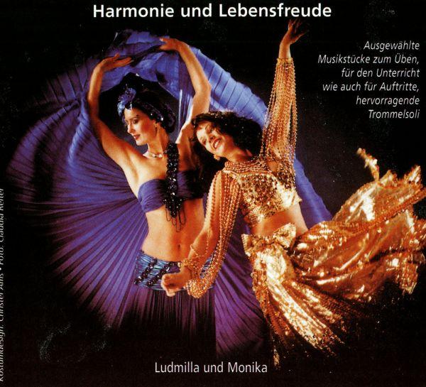 Bauchtanz - Harmonie und Lebensfreude, MP3